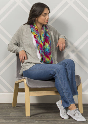 Glen Onoko Crochet Hat & Cowl Set