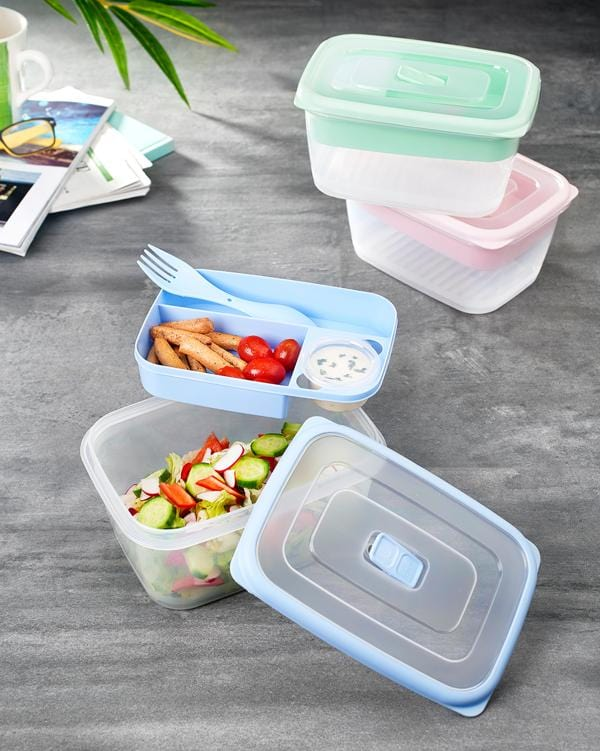 EcoSaver Lunch Box