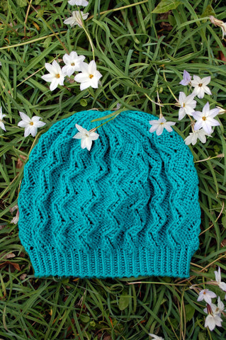 Bloom Baby Hat