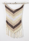 Chevron Fringe Wall Hanging