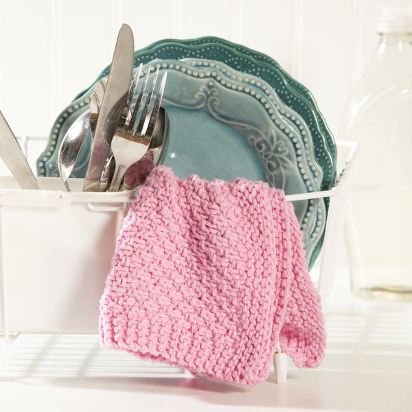 Cherry Pie Dishcloth