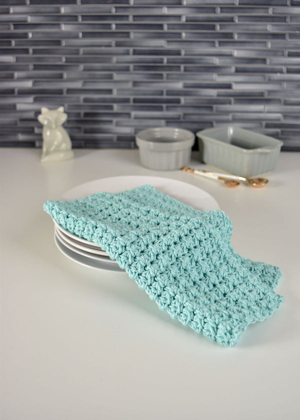 Cochina Crochet Washcloth
