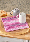 Rose Bud Dish Cloth