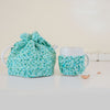 Teaberry Crochet Cozy and Mug Set