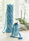 Yoga Mat Bag & Water Bottle Holder
