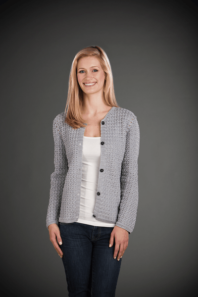 Garden 5 Juliette Crochet Jacket
