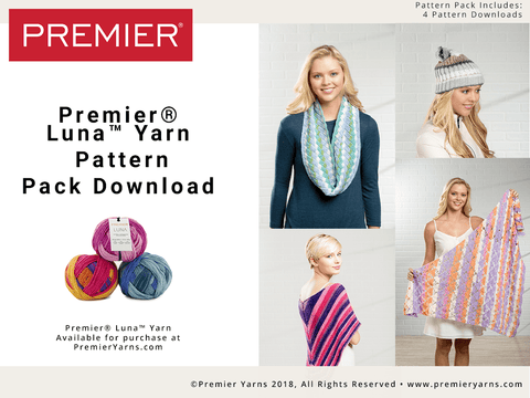 Crochet Patterns Premier Yarns