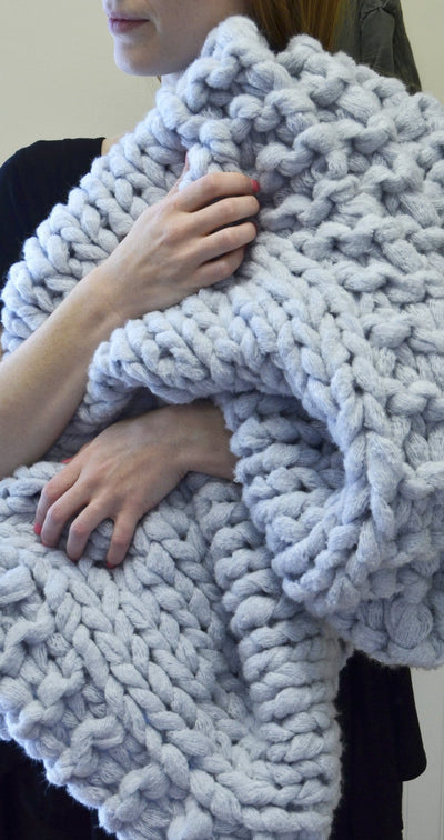 Premier® Sterling Knit Throw