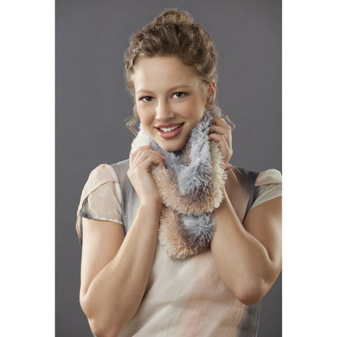 Isaac Mizrahi® Craft™ Central Park Knit Snood