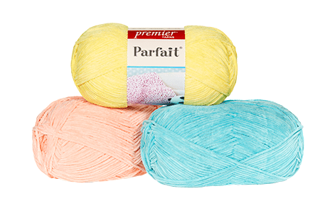 Premier Yarns Parfait Solid Yarn-Blueberry