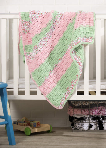 Premier® Bubbling Brook Baby Blanket Free Download