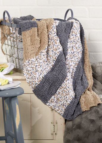 Reversible Rib Throw