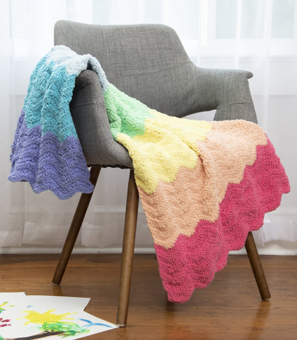 Rainbow Throw