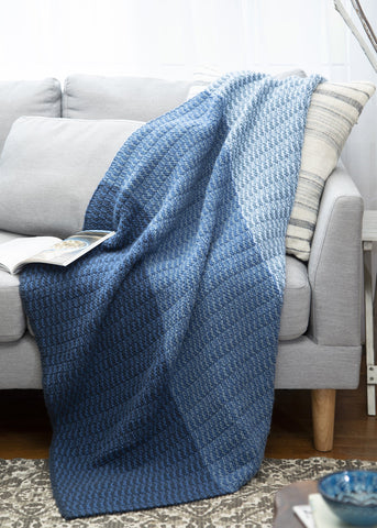 Chevron Bliss Throw