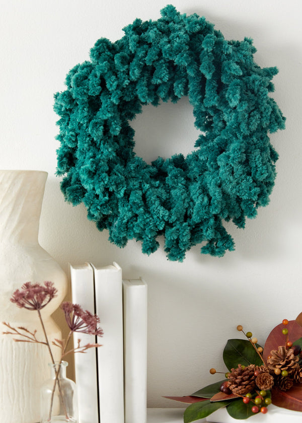 Aspen Loopy Wreath