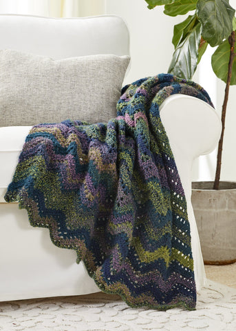 Downton Abbey Mrs. Hughes' Afghan Free Download