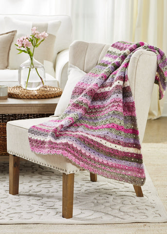Colorful Shells Blanket