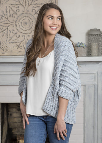 Seismic Knit Throw