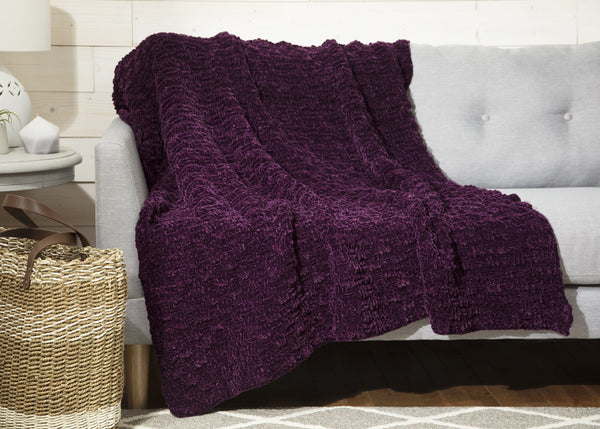 Luxe Weave Throw