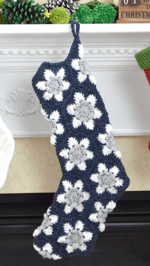 Premier® Snowy Evening Stocking