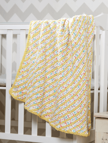 Premier® Carousel Baby Blanket Free Download