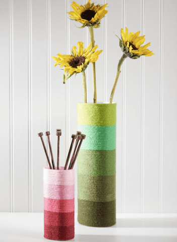 Premier® Gradient Wrapped Vases