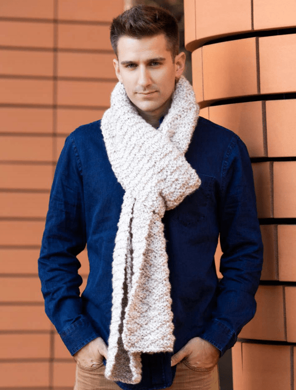 Premier® Chunky Heather Scarf