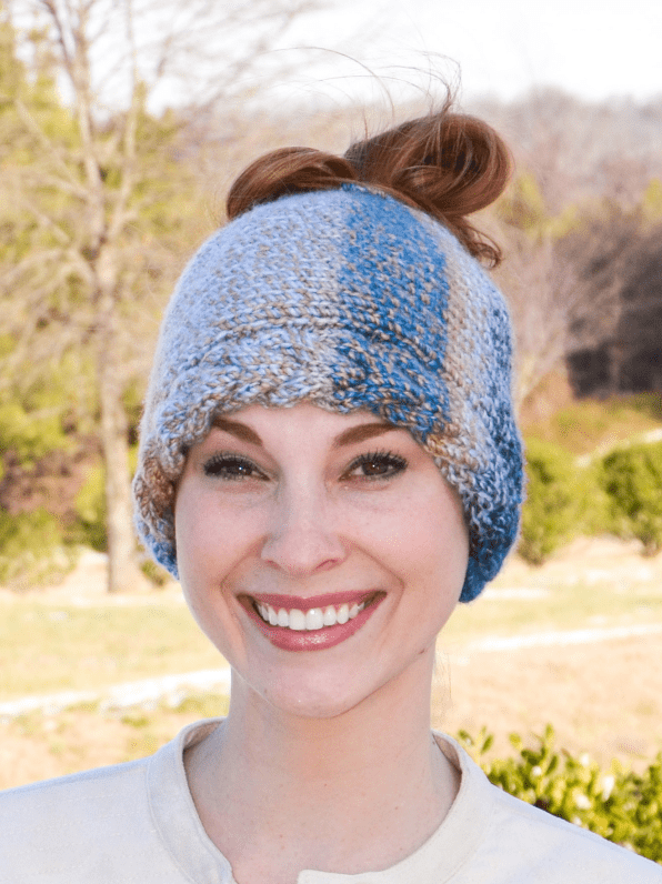 Premier® Knit Ponytail Hat