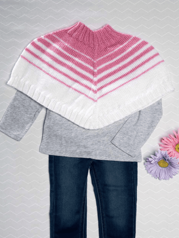 Premier Everyday® Baby Striped Poncho
