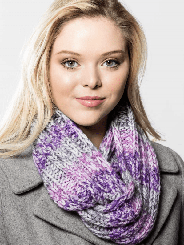 Premier® Chunky Ribbed Cowl