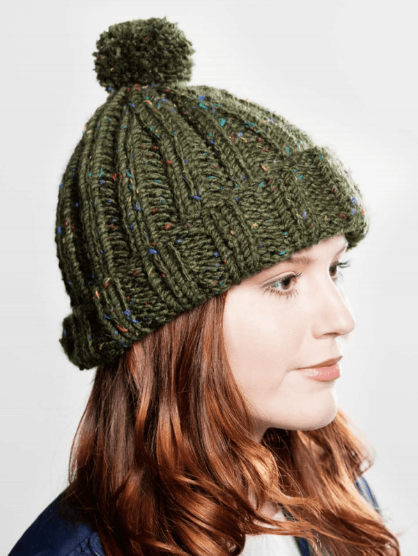 Premier® Ribbed Tweed Hat