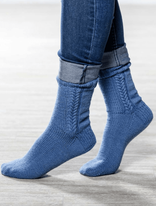 Premier® Cabled Socks