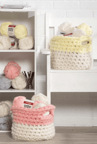 Premier® Colorblock Pastel Baskets