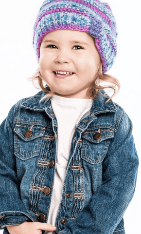 Premier® Cabled Bonnet Free Download