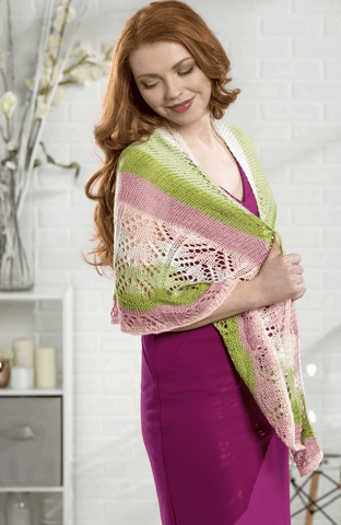 Chantilly Shawl
