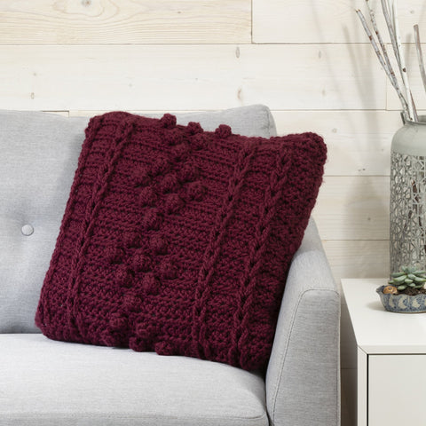 Bamboo Chunky Open Fan Stitch Cowl