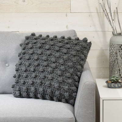 Textured Bobble Pillow