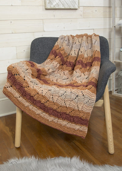 Chestnut Throw