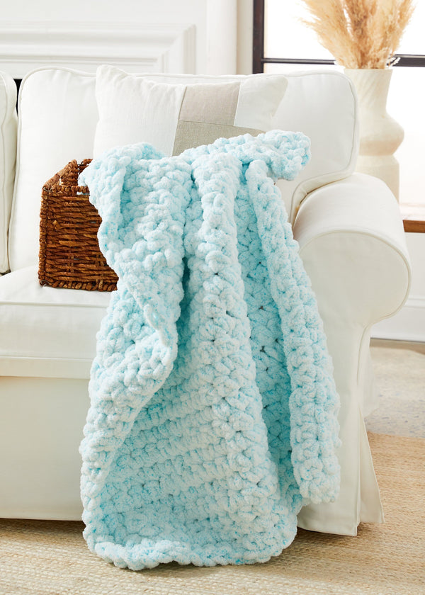 Easy Crochet Throw