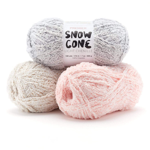 Premier® Snow Cone™ Light Chenille