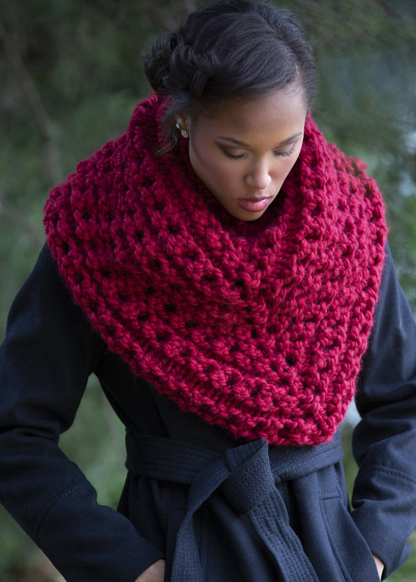 Premier® So Woolly Reverie Shawl Kit - Knit