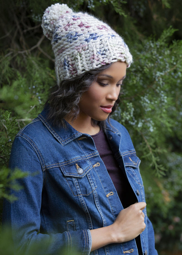 Premier® So Woolly Winter Beanie Kit - Crochet