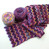 Textured Ripple Scarf
