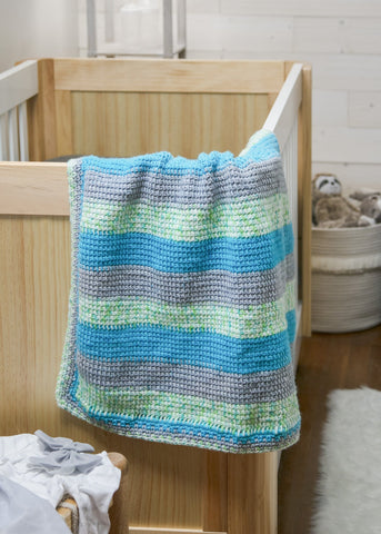 Pebble Baby Blanket