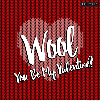 Wool You Be My Valentine?
