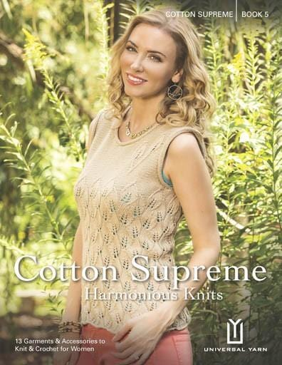 Cotton Supreme Book 5: Harmonious Knits