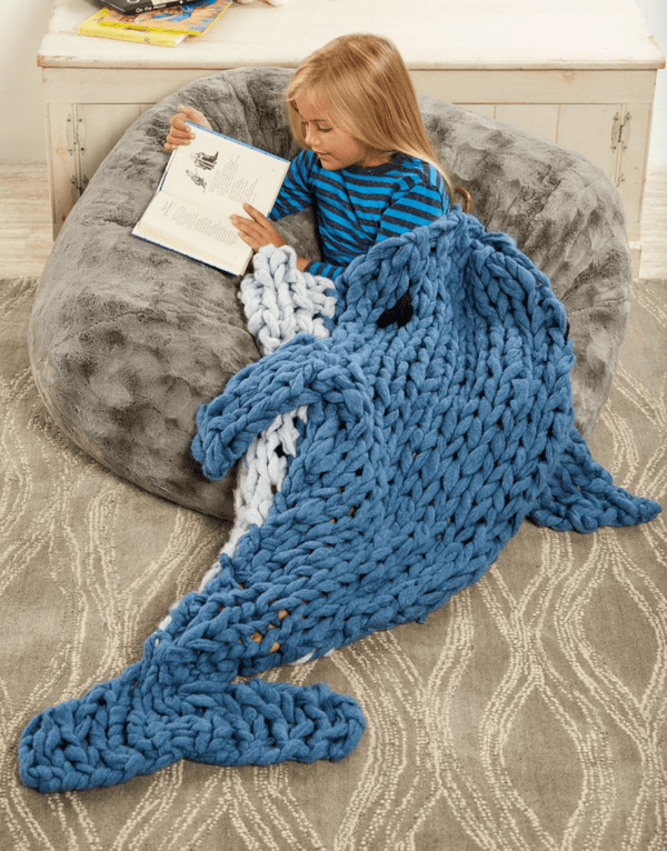 Premier® Arm Knit Dolphin Sleep Sack