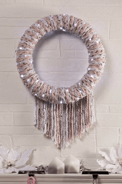 Premier® Fairy Light Wreath