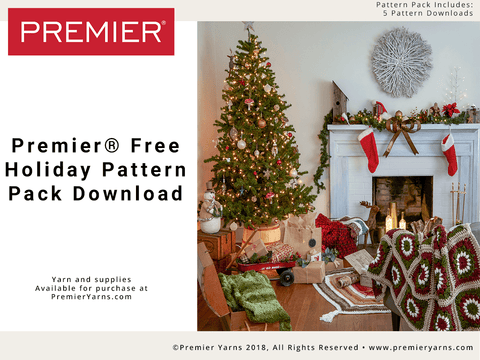 Premier® Free Holiday Pattern Pack Download