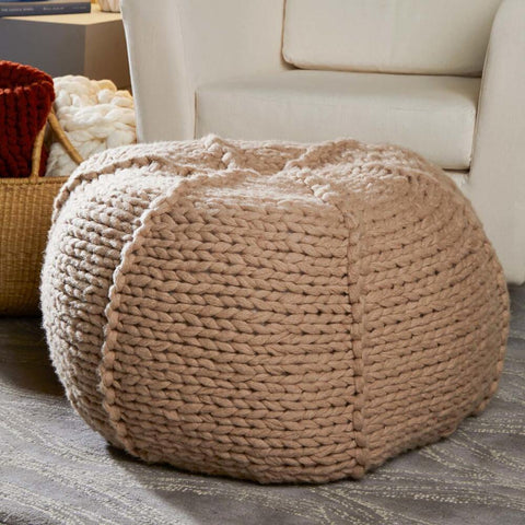 Premier® Jumbo Pouf Free Download